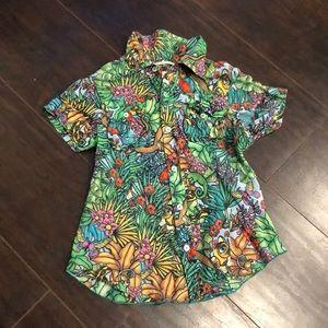 Nolita Pocket | Jungle t-shirt button down shirt